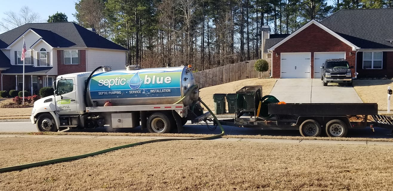 Septic Maintenance in Concord